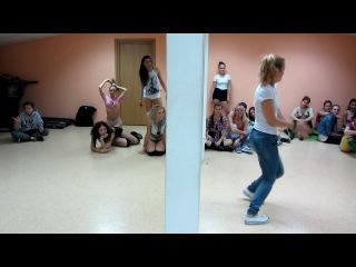 siberian dancehall contest 2012 - pre-selection - Masha masha:)